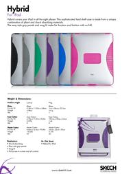 Skech Hybrid IPD-HBR-CL/GRN Leaflet