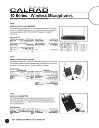 Calrad Electronics 40-998-HS User Manual