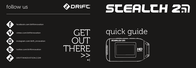 Drift Action Cam DRISTEALTH2 Stealth 2 DRISTEALTH2 Data Sheet