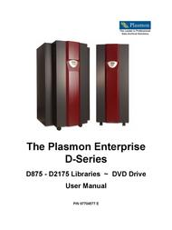 Plasmon LIBRARIES D875 User Manual