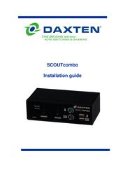 DAXTEN 1013-02K User Manual