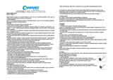 Sanitas MANICURE PEDICURE SET SMA 35 571.05 Leaflet