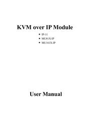 Power Communication Tech MU81X-IP User Manual