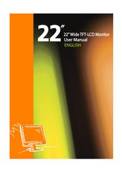 Chimei CMV-223D User Manual