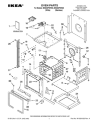 IKEA IBS550PWW00 User Manual