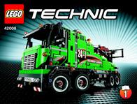Lego Technic 42008 Service Truck 42008 Data Sheet