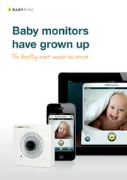 BabyPing BABYV002 Leaflet