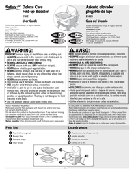 Safety 1st 21021 User Manual