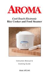 Aroma Ventilation Hood AFC946 User Manual