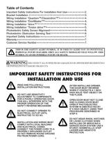 Wayne Dalton 3651 372 User Manual Page 1 Of 7 Manualsbrain Com