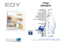 EDY EDKK8016 Leaflet