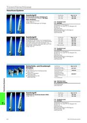 Rittal SZ 2467.000 2467.000 Data Sheet