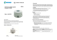 Dohm Sound Conditioner 700904 Leaflet
