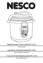 Nesco PC-6-25 User Manual