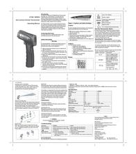 Uni-Trend UT300B Leaflet