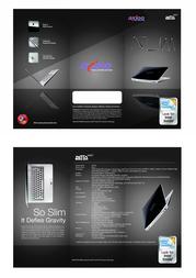 Axioo Zetta MMT 2622 MMT.2.622 Leaflet