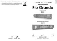 Tansun Quartz IR radiator 2000 W 12 m² Silver 102513 IP RG Data Sheet