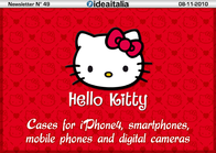 1 Idea Italia Hello Kitty HKCOPOBL User Manual