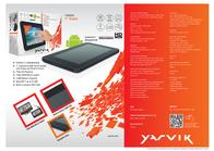 Yarvik TAB250 Leaflet