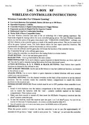 Intec 27017005 User Manual