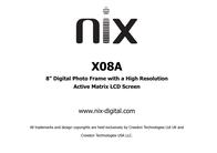 NIX x08a User Guide