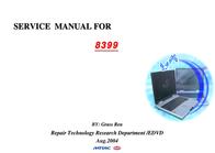 MiTAC 8399 User Manual
