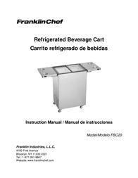 Franklin FBC20 Manuel D'Utilisation