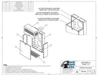 Black Hawk Labs 6U + 4U MiniRaQ Secure MRQ351S10 Leaflet