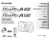 Fujifilm A400 User Manual