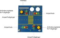 Ikh Lehrsysteme 200101_S Module LED-traffic Light-2 200101_S Data Sheet
