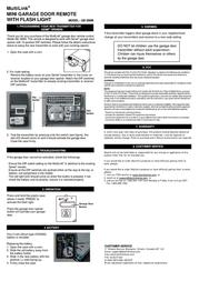 Multi-link GE-390M Leaflet
