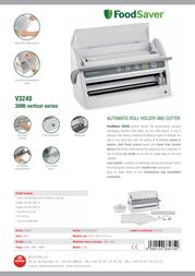 Macom V3240 Leaflet