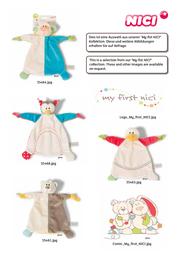 NICI Bear 35461 Leaflet