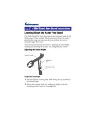 Intermec SR60 Supplementary Manual