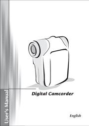 Aiptek Pocket DV T 300 LE 400275 User Manual