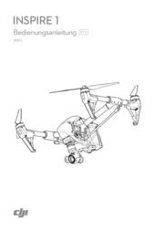 DJI Quadcopter RtF incl. GPS, incl. camera Inspire 1 with 2RC Data Sheet