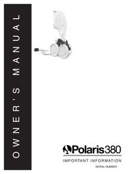 Polaris Vac-Sweep 380 User Manual