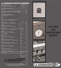 Bertazzoni TU64C 61CX TU64C61CX User Manual