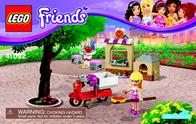 Lego Friends LEGO® FRIENDS 41092 STEPHANIES PIZZERIA 41092 Data Sheet