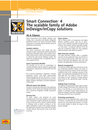 WoodWing Smart Connection Light CS Bundle 1 User I30X1C User Manual