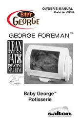George Foreman GR59A User Manual