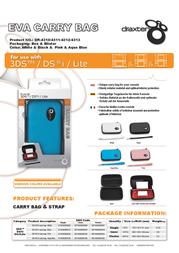 Draxter DR-4311 Leaflet