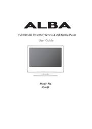 Alba 40-68F User Manual