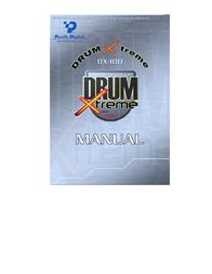 Pacific Digital DrumXtreme User Manual