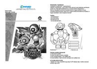Wowwee Robotics 073/0920 Toy Robot 073/0920 Data Sheet