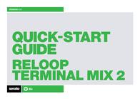 Reloop DJ Controller Terminal Mix 2 225244 Data Sheet