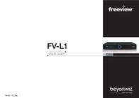 Beyonwiz FREEVIEW FV-L1 User Manual