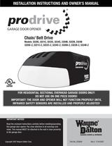 Wayne Dalton Prodrive 3220c User Manual Page 1 Of 48 Manualsbrain Com