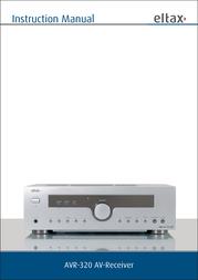Eltax AVR-320 User Manual