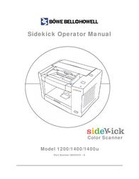 Böwe Bell+Howell 1200 User Manual